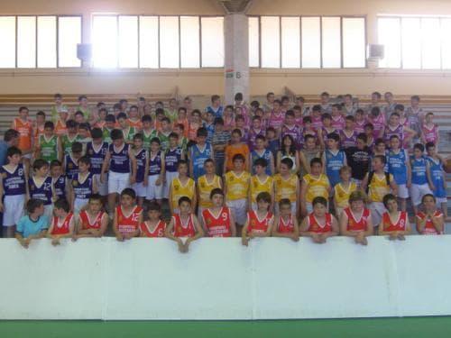 В залата на баскетболния отбор Берое